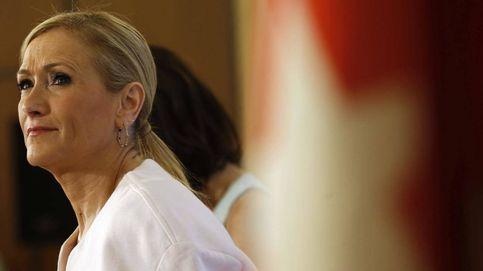 En directo: Cristina Cifuentes comparece tras el video del hurto