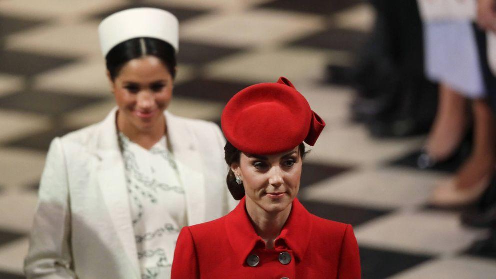 Meghan Markle, Kate Middleton y la teoría de la conspiración en Instagram