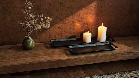 Bandejas, relojes y otras piezas de Zara Home con las que decorar tu casa