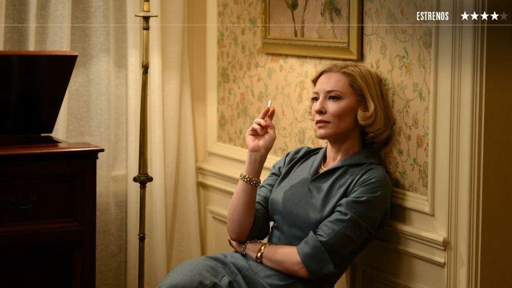 Foto: Cate Blanchett en 'Carol'