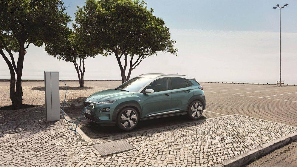 Foto: El nuevo Hyundai Kona eléctrico llegará al mercado en verano.