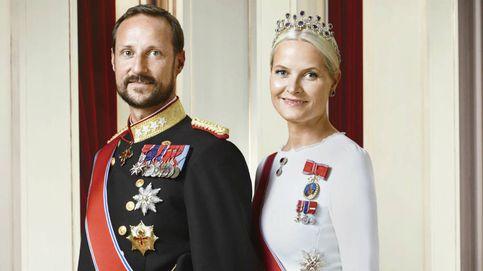 Haakon y Mette Marit, un 15 aniversario entre rumores de abdicación