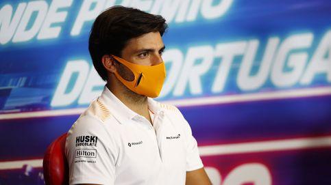 Carlos Sainz, enchufado: En este año diferente aún habrá oportunidades de podio