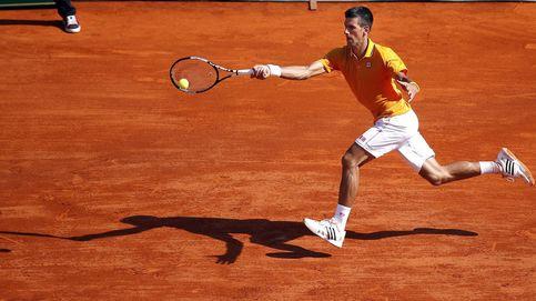 Djokovic llega a tope a Montecarlo pensando en Roland Garros