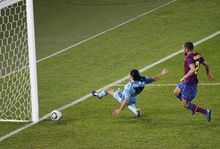 Foto: El Barça pasa a la final y Pedro hace historia