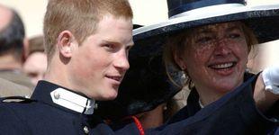 Post de Tiggy, la exniñera de Harry que Lady Di odió, presente en el bautizo y posible madrina