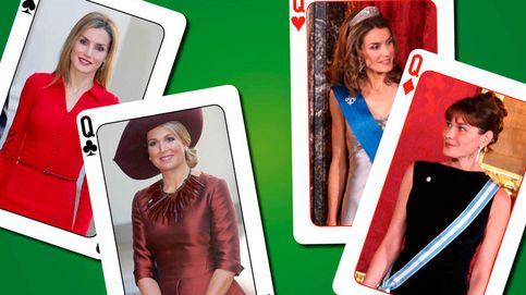 Máxima, Michelle Obama o Carla Bruni: los grandes duelos de estilo de Letizia