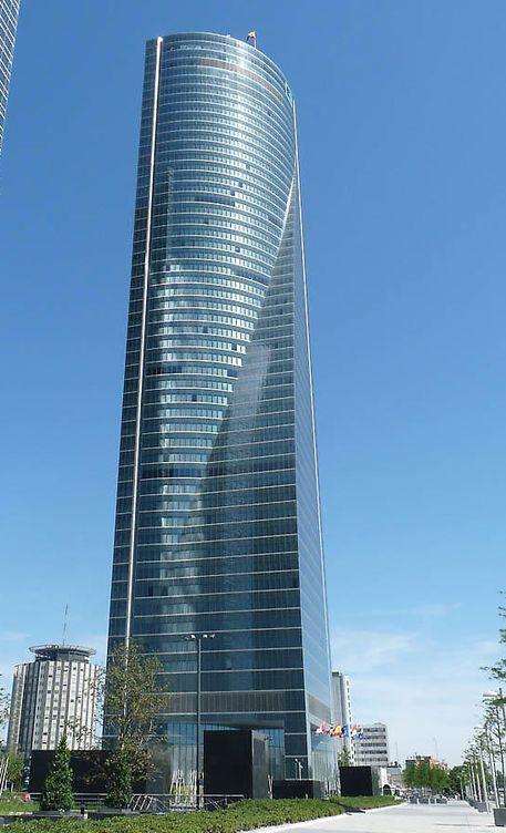 Foto: Torre Espacio.
