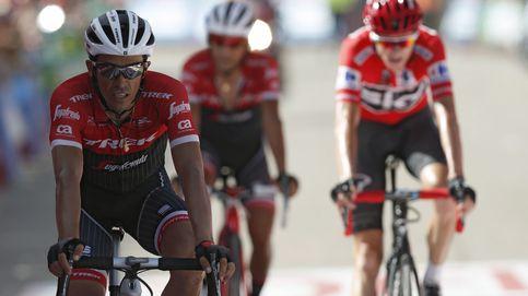 Alaphilippe vence en Xorret de Catí y Froome se alía con Contador para ganar ventaja