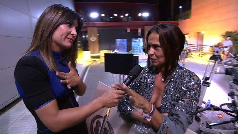 Nagore Robles y Olga Moreno, en 'Supervivientes 2021'. (Mediaset)