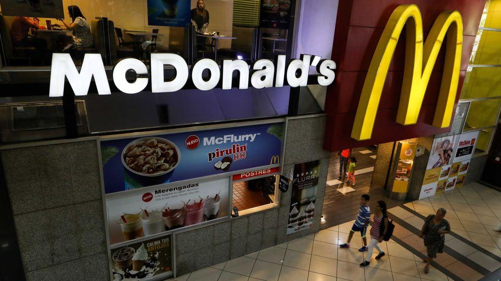 Foto: Mcdonald's. (EFE)