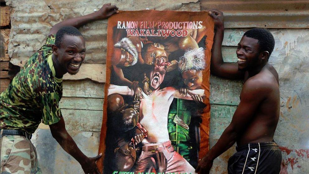 El 'Tarantino africano' que ha convertido un 'slum' en meca del cine