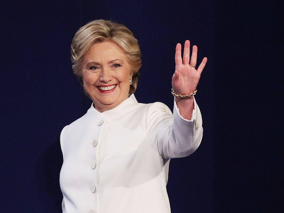 Foto:  Hillary Clinton. (Getty)