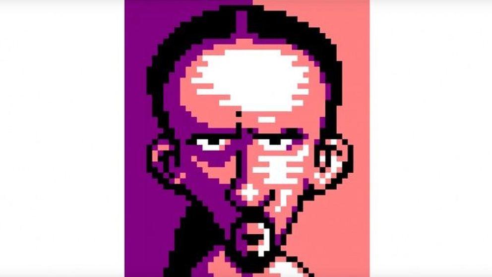 Pablo Iglesias, protagonista del videojuego Adiós a la casta