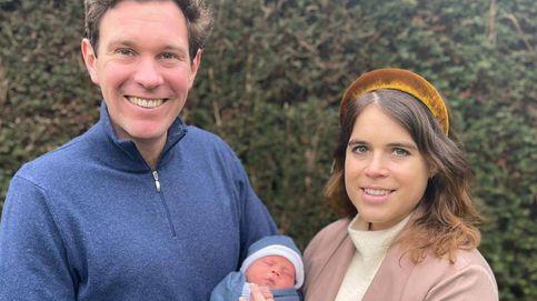 El look posparto de Eugenia de York que recoge el testigo de Kate Middleton y Meghan