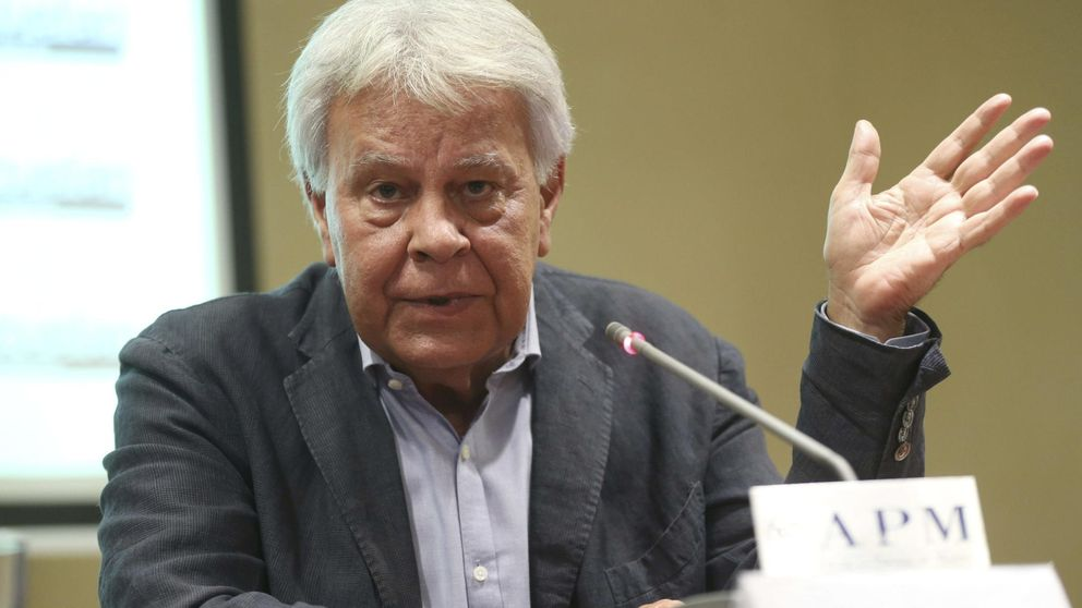 Felipe González: He vuelto muy triste por Venezuela; es una democracia traicionada