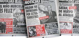 Post de ¿Es Nieves Herrero alienígena? 'Noticias del Mundo': el reverso delirante de los 90