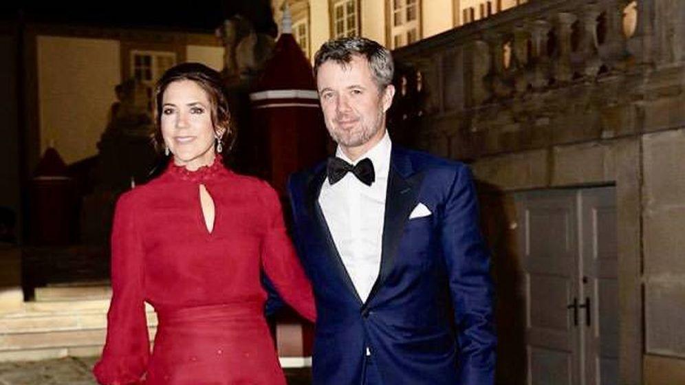Foto: Federico y Mary de Dinamarca, en el palacio de Fredensborg. (Casa Real danesa)