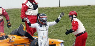 Post de Fernando Alonso y el sabor agridulce de la leche en las 500 Millas de Indianápolis