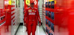 Post de Cómo Mick Schumacher y su madre Corinna roban el foco a Fernando Alonso por un día