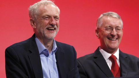 El imperio laborista de Jeremy Corbyn se tambalea tras el Brexit