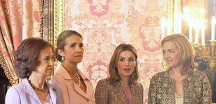 Post de Primicia: la familia real se reúne en una misa homenaje a don Juan de Borbón