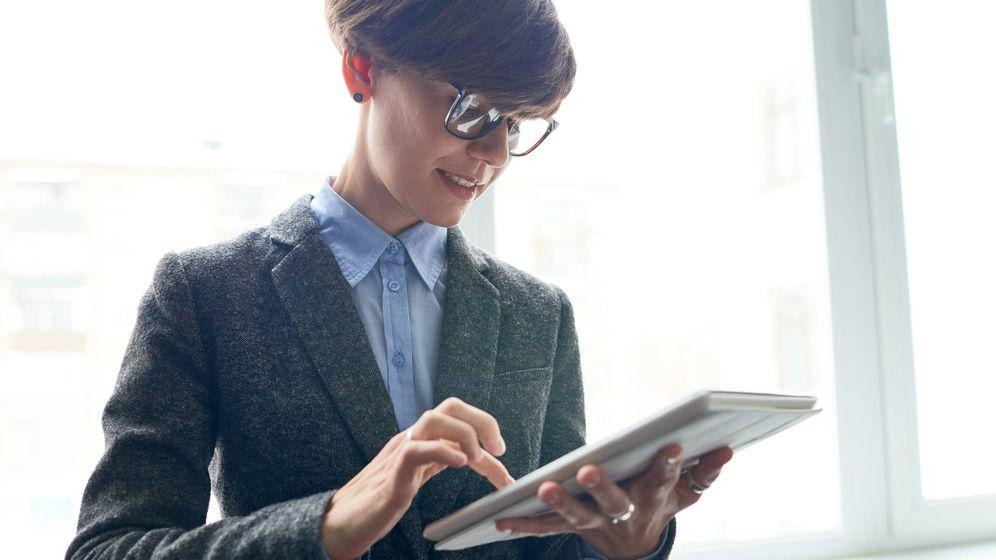 Foto: ¿Puedes decir si esta mujer es inteligente por sus rasgos? (iStock)