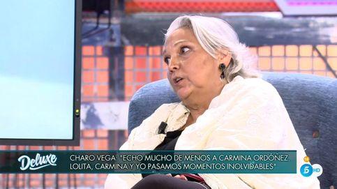 Charo Vega se venga de Isabel Pantoja en 'Sábado Deluxe'