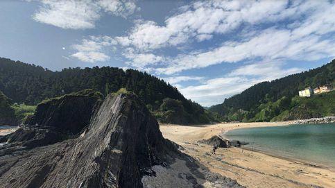 Hallan el cuerpo de un hombre en el paseo entre las playas de Ondarroa y Saturraran