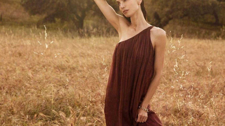 Eugenia Silva y el vestido de Massimo Dutti para derrochar estilo este verano