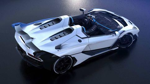 Lamborghini SC20, un deportivo sin techo a medida para un cliente