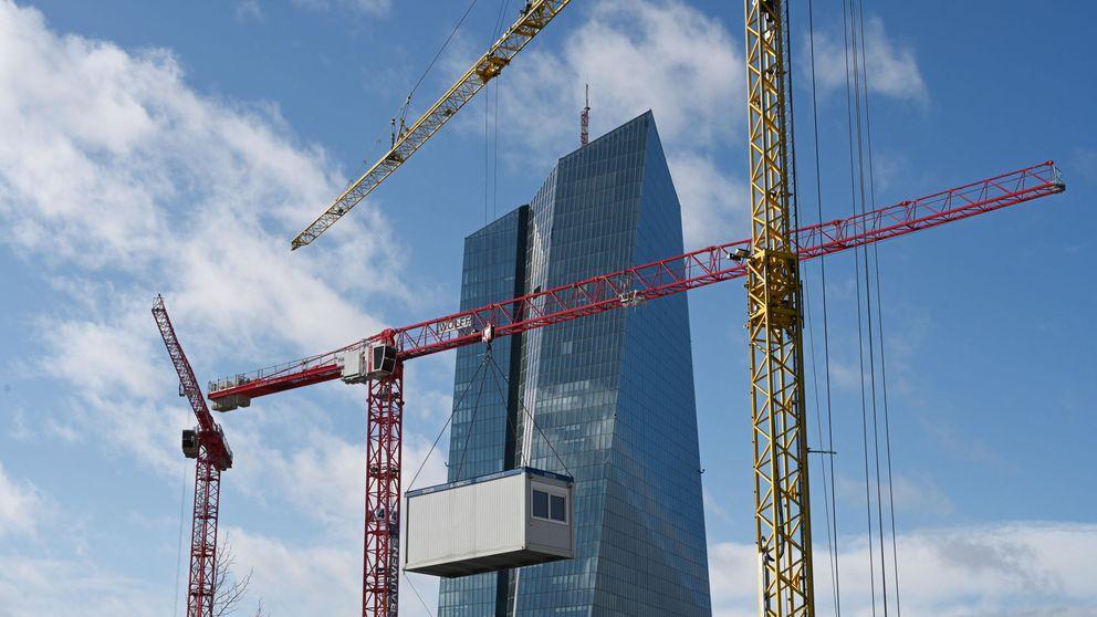 Los bancos europeos piden al BCE un 27% menos de liquidez esta semana