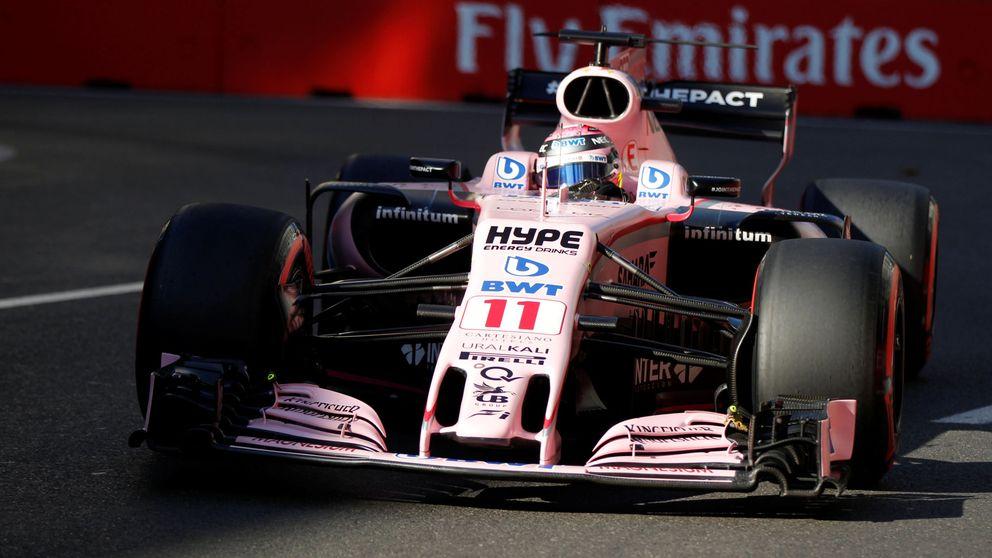 Cuando Force India va a por la épica y acaba haciéndose el 'harakiri'