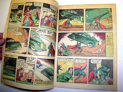 El primer cómic de Superman, vendido por un millón de dólares