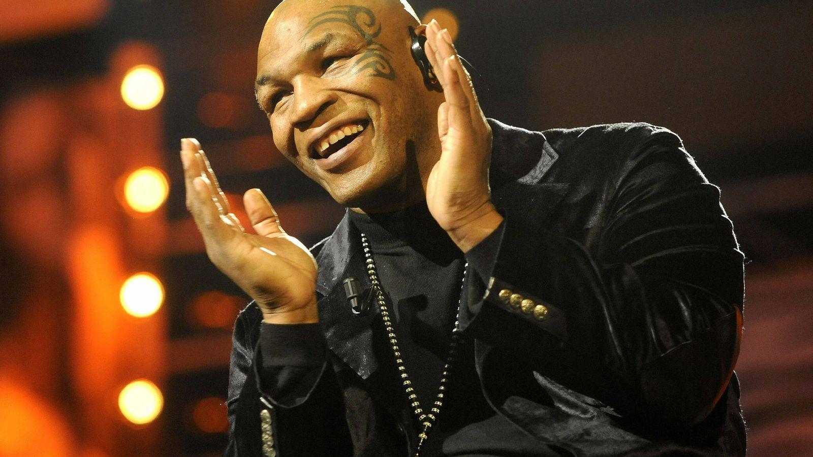 Foto: El excampeón mundial de los pesos pesados, Mike Tyson. (EFE)