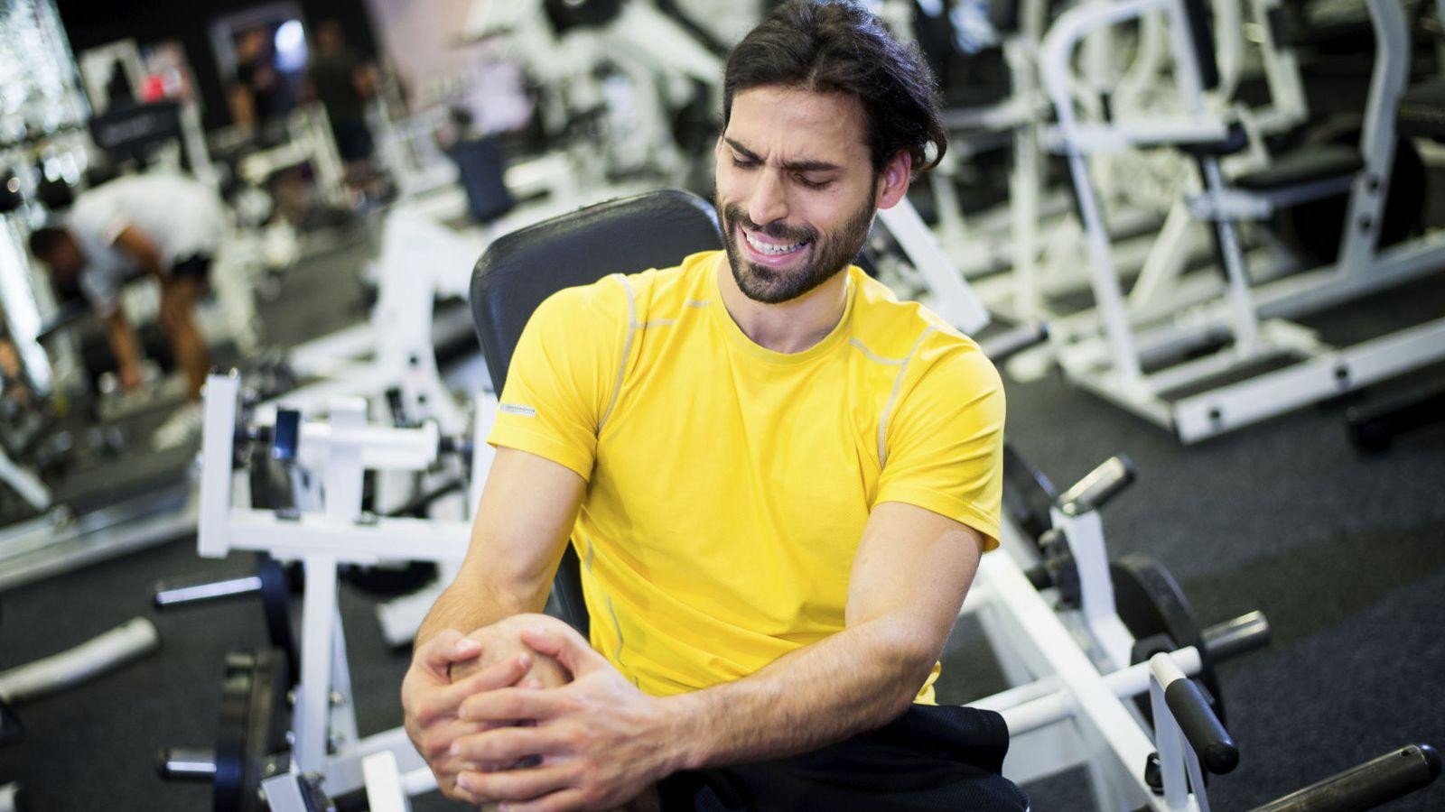 aparatos gymnasium artrosis