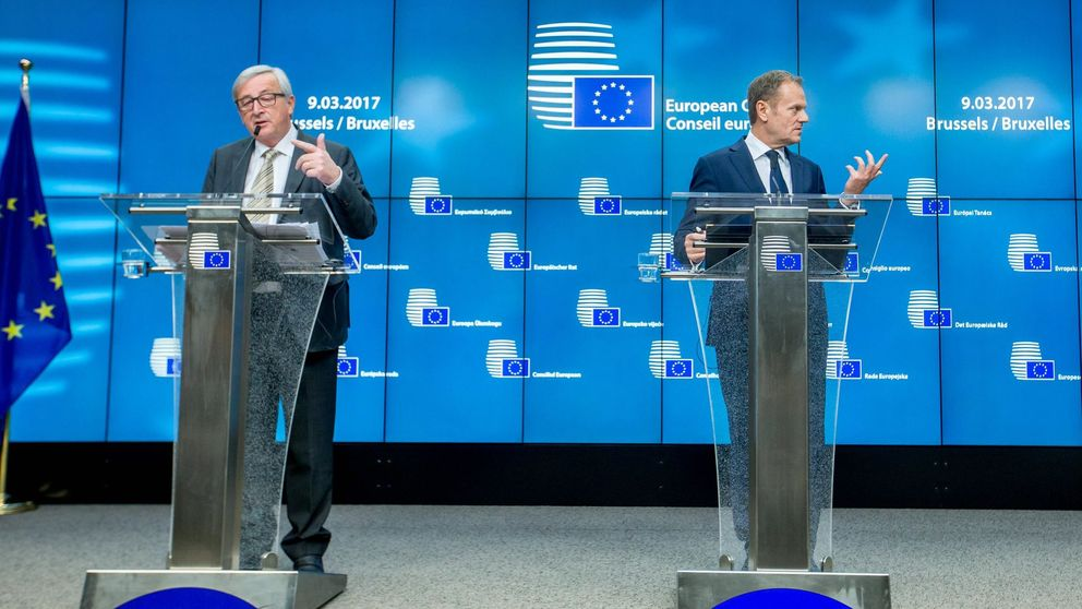 La UE a Veintisiete muestra sus primeras grietas incluso antes del Brexit