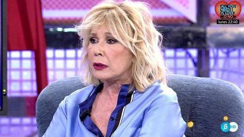 La cúpula de 'Sálvame' riñe a Mila Ximénez por meter la pata y criticar a Toñi Moreno