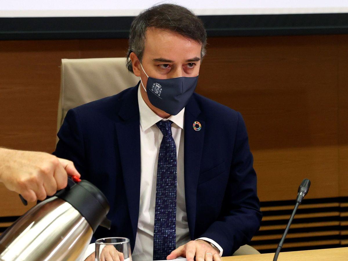 Foto: El exdirector del Gabinete del presidente del Gobierno, Iván Redondo. (EFE)