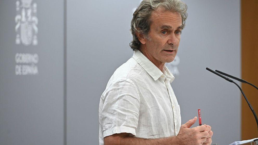 Fernando Simón, sobre la apertura de los colegios: No podemos tener niños burbuja