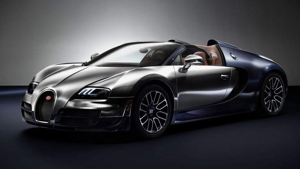Ettore Bugatti ya tiene su coche de leyenda