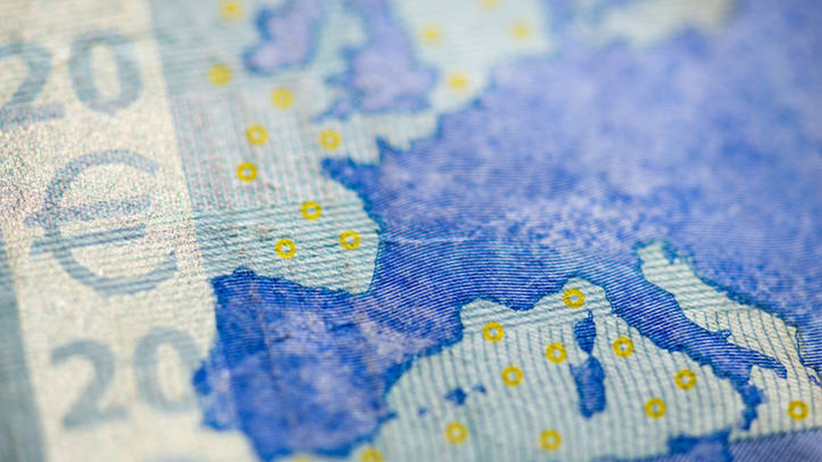 Foto: Imagen de un billete de 20 euros. (Istock)
