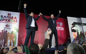 Pablo Iglesias avisa en 'The Guardian': Europa puede caer