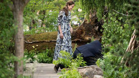 8 vestidos de flores de Kate Middleton para inspirar tu primavera (en casa)
