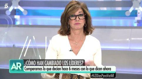 Ana Rosa Quintana aclara su intención de voto, tras la polémica con Vox