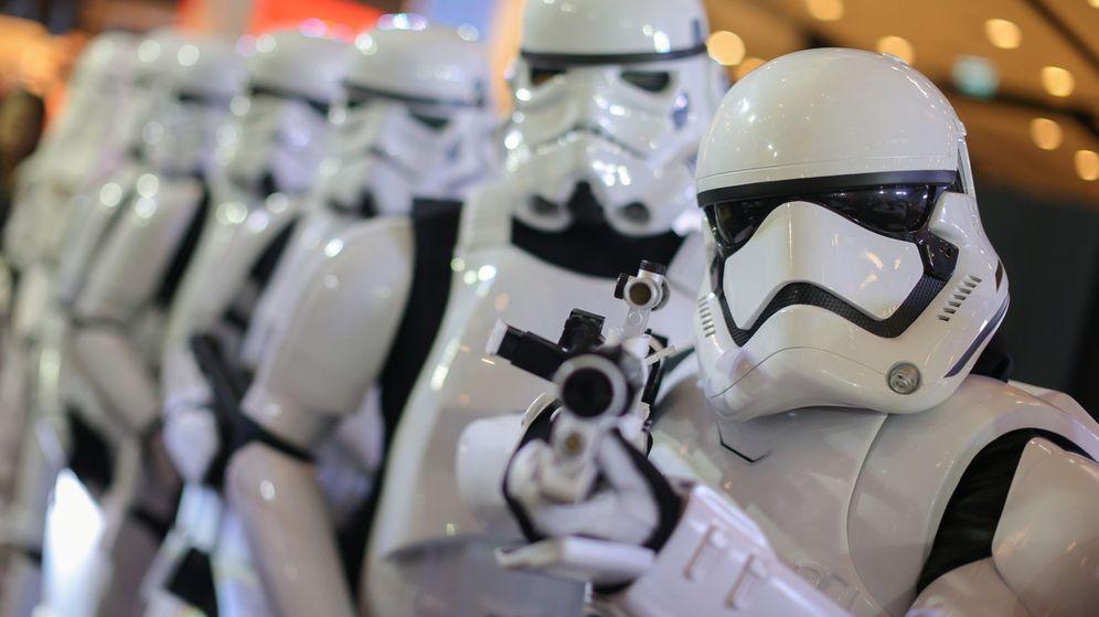 Foto: Estreno de 'Star Wars; Los últimos Jedi' en Bangkok, Thailandia. (Reuters)