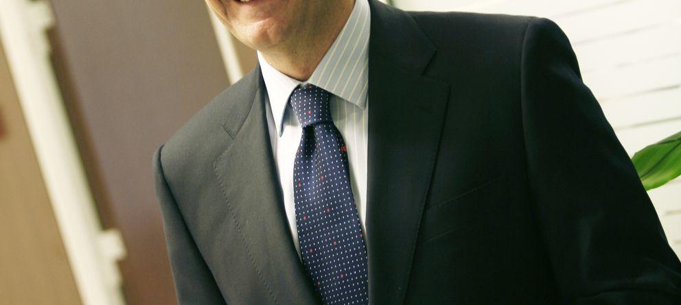 Foto: Ignacio Martín, presidente de Gamesa