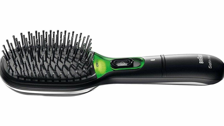 Braun. Cepillo Satin Hair 7 BR730 con IONTEC.
