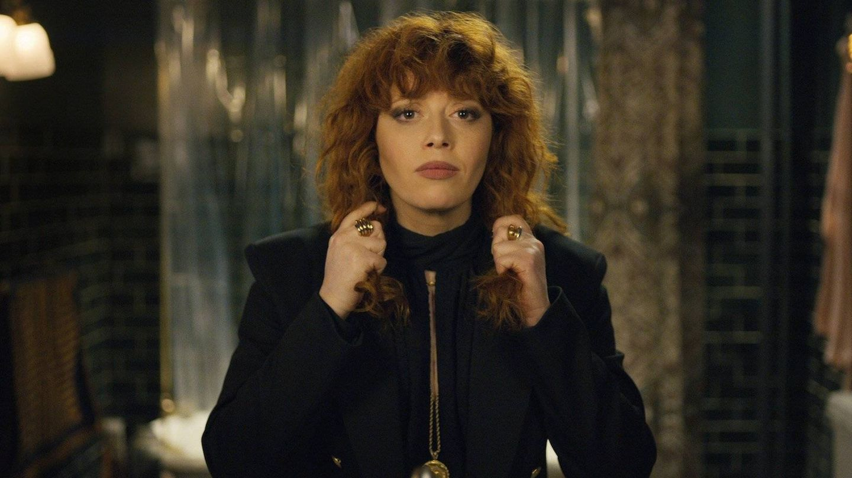 Natasha Lyonne protagoniza 'Muñeca rusa'. (Netflix)
