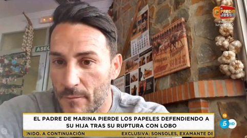 El padre de Marina ('Tentaciones') pide disculpas por su tremendo ataque a Isaac
